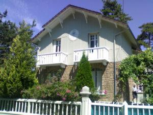 ravalement façade maison granville